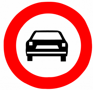 Cars_not_allowed_(Israel_road_sign)