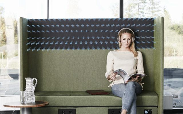Götessons PAZ - Pure Air Zone® Sofa